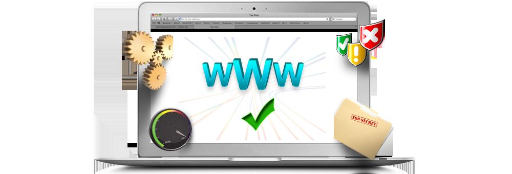 Защита на сайт, възстановяване на сайт